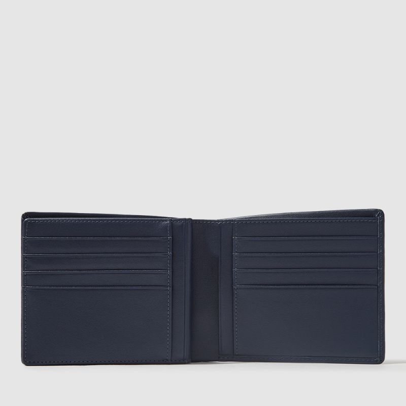 NEWNOMAD CENTRE-FLAP CARD WALLET (GERMAN SIZE)