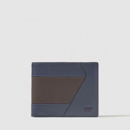 NODE CENTRE-FLAP CARDS WALLET
