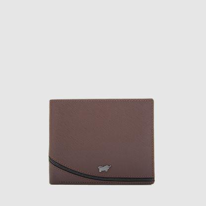VIKTOR CENTRE-FLAP CARDS WALLET